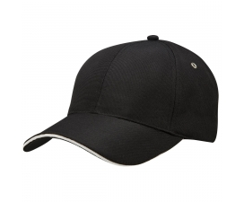 3831 PET Sandwich Peak Cap