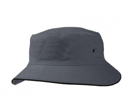 Brushed Cotton Bucket Hat