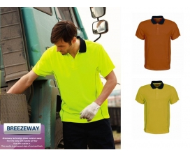 Hi-Vis Stitch Polo