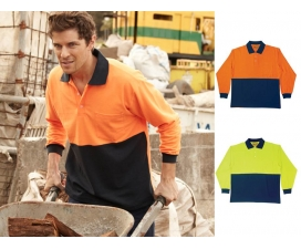Hi-Vis Poly/Cotton Polo