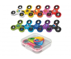 Fidget Spinner with Case