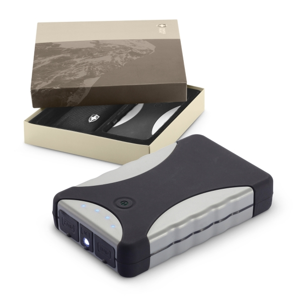 Swiss Peak Power Bank