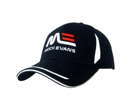 4098 Brushed Heavy Cotton Cap