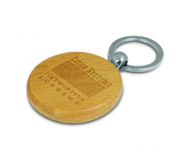 Artisan Key Ring - Round