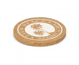 Oakridge Cork Coaster - Round