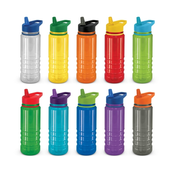 Triton Elite Drink Bottle - Colour mix