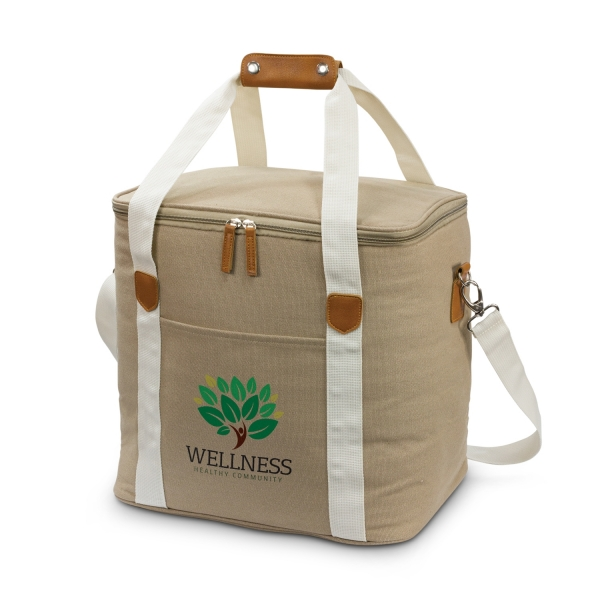 Canvas Cooler Bag