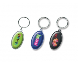 Surfer Key Ring