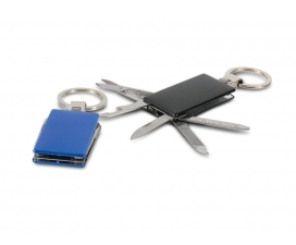 Multi-Function Key Ring