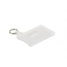 Card Holder Key Ring - Double
