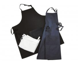 Bib Apron - Cotton Twill
