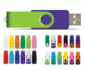Helix Mix 'n' Match 4GB Flash Drive