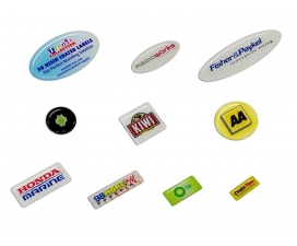 Resin Coated Labels