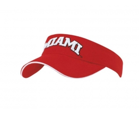 4230 Heavy Cotton Visor