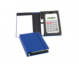 Pocket Notebook with Calculator