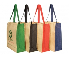 Jute Carry All