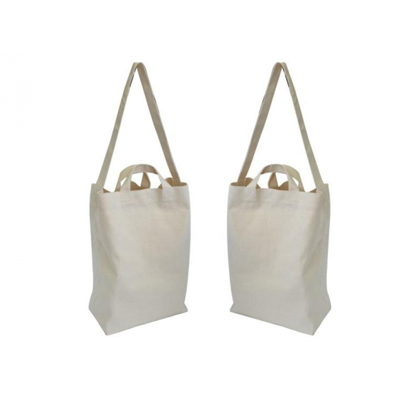 Dual Carry Canvas Bag